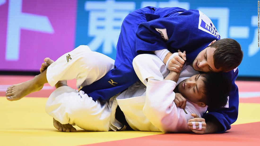 "A national champion in all age categories, Margelidon proved his credentials on the international stage with a silver medal at the 2017 Tokyo Grand Slam. ""I started judo at the age of six. It was a way to express all the energy I had when I was a kid,"" the lightweight judoka told CNN. ""They teach you about respect and fair play. It's really a moral sport, not only a sport to win medals. I would tell people that it's a good thing to try."""