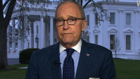 larry kudlow CBO us deficit trump