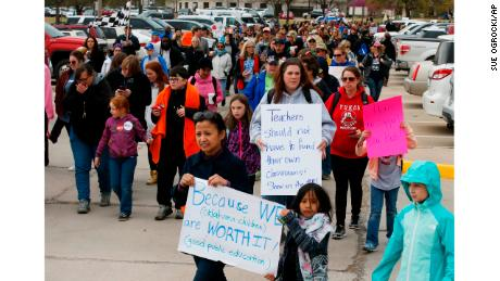 Oklahoma teacher walkout ends -- but the fight's not over