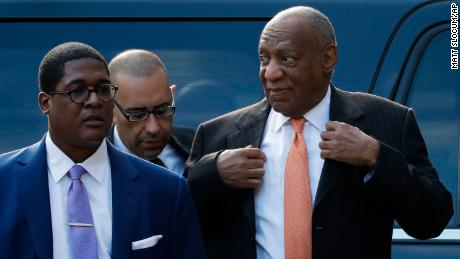 'You remember, don't you, Mr. Cosby?' witness asks in court after describing alleged assault