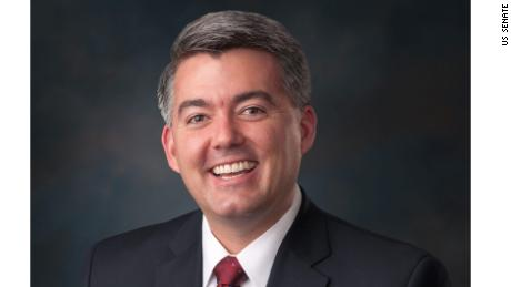 Sen. Cory Gardner, R-Colorado