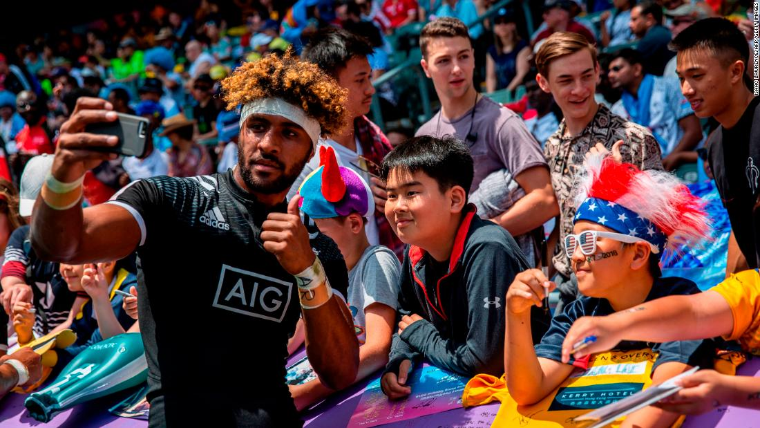 The annual Hong Kong Sevens, which this year was held from April 5-7, is loved by rugby fans and players alike, regularly attracting as many as 120,000 spectators.