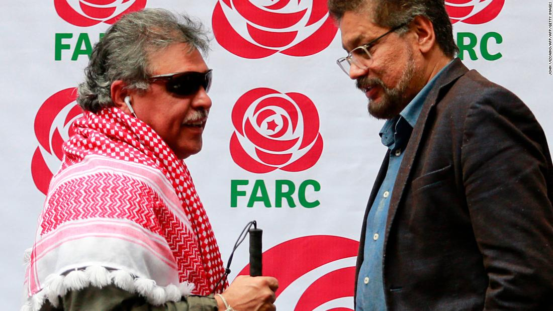 Colombia arrests negotiator in FARC peace deal on drug trafficking charge