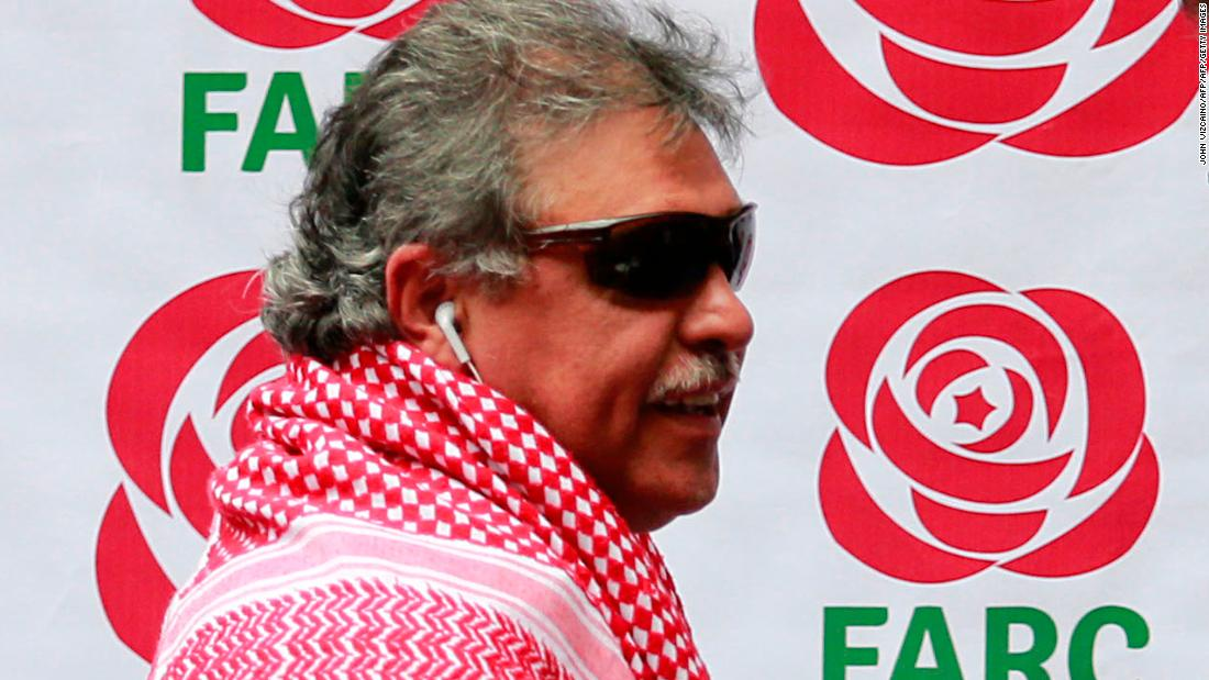 8fe30d2cf0e A FARC spokesman said in a statement posted to Twitter that Santrich s  arrest ...
