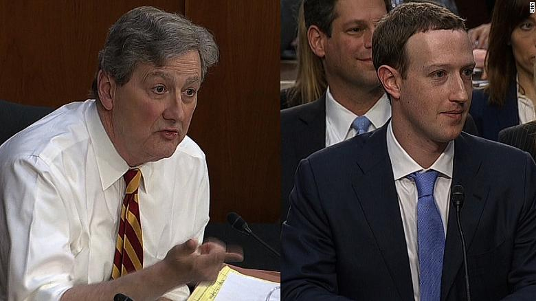 Senator to Zuckerberg: Your user agreement sucks