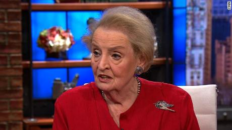 Albright: There is no strategy on Syria