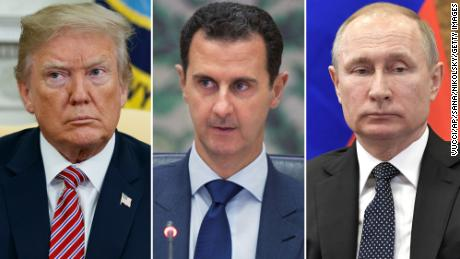 Could the Syrian war lead to a US-Russia conflict?