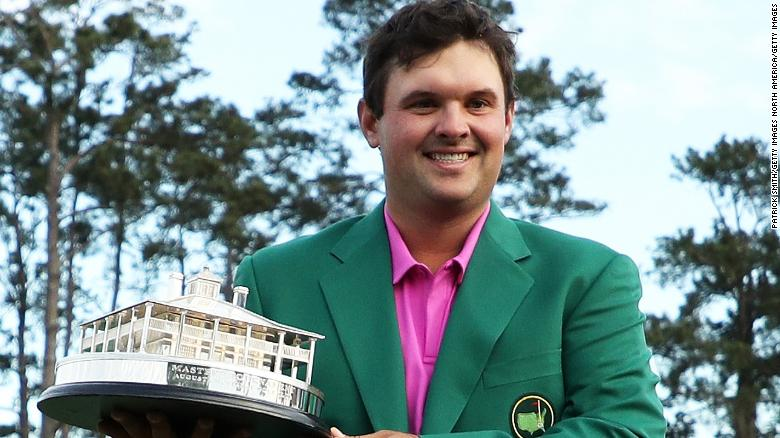 Masters champ Patrick Reed on his 2018 win