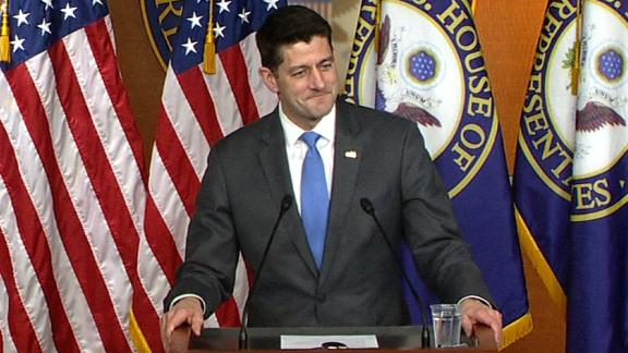 paul ryan GOP presser