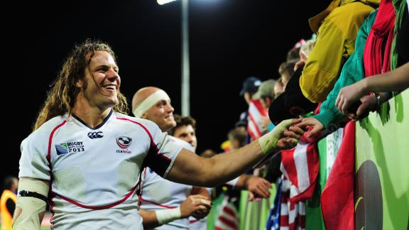 A powerful back-row player, Clever starred in the 2007 and 2011 Rugby World Cups for the USA, but was controversially omitted from the 2015 squad.
