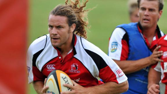 His club career saw him become the first American to play in the Southern Hemisphere's Super Rugby when he signed for South African franchise the Lions in 2009.