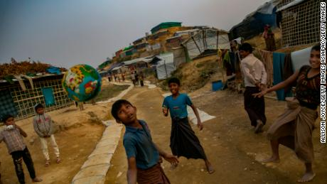 Raised in the shadow of genocide: A young Rohingya's story