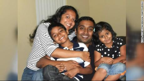 Soumya and Sandeep Thottapilly, along with their children, 9 and 12, have been missing since last week.