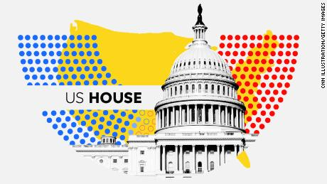 CNN Key Races: 11 House seats move toward Dems, 3 toward GOP