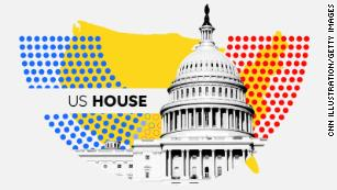 House Key Race alerts: Paul Ryan's and six other seats move toward Democrats