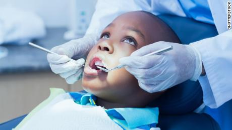 Less dental cavities have been found in young people, but minorities are still at greatest risk