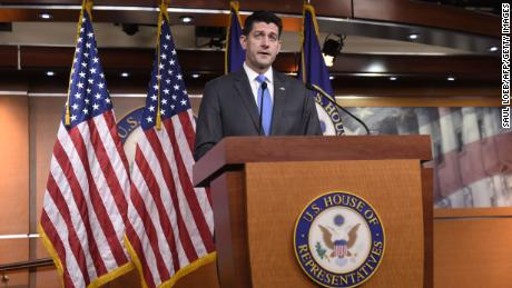 Ryan downplays need for Congress to authorize strikes on Syria