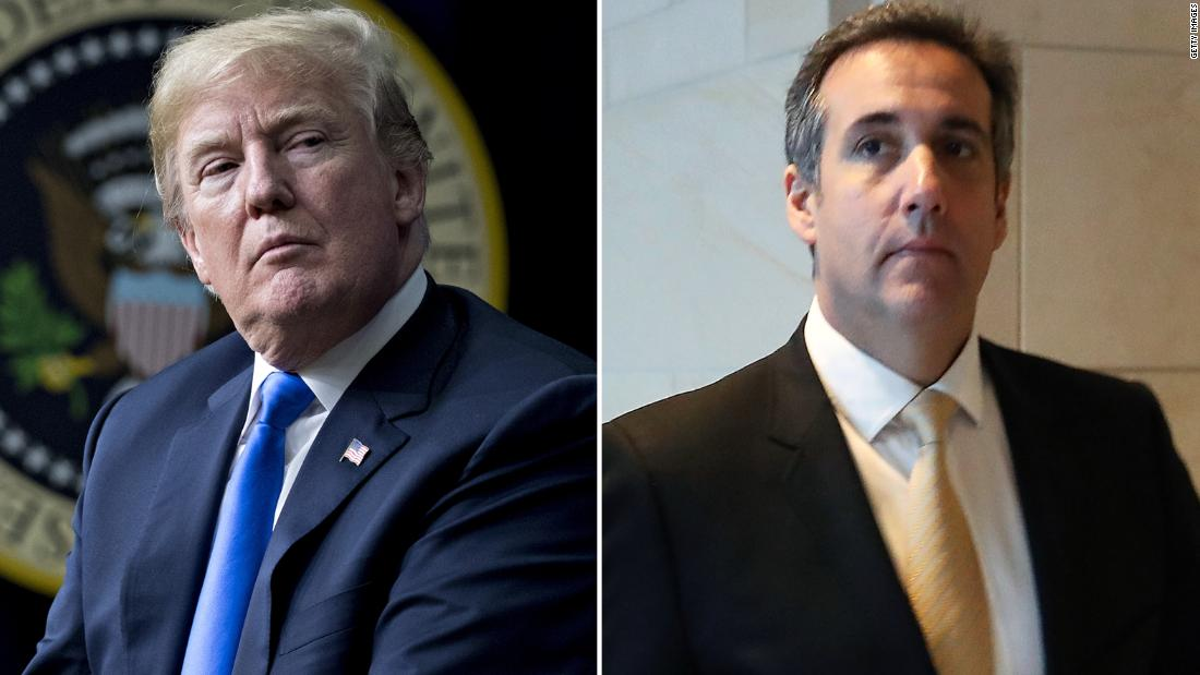 Cohen claims Trump knew in advance of 2016 Trump Tower meeting – Trending Stuff