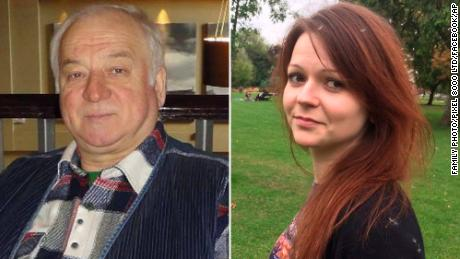 Work begins to clean up areas of Salisbury after Skripal poisoning