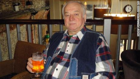 Former Russian double agent Sergei Scripal and his daughter Julia were poisoned in the English city of Salisbury in March 2018.