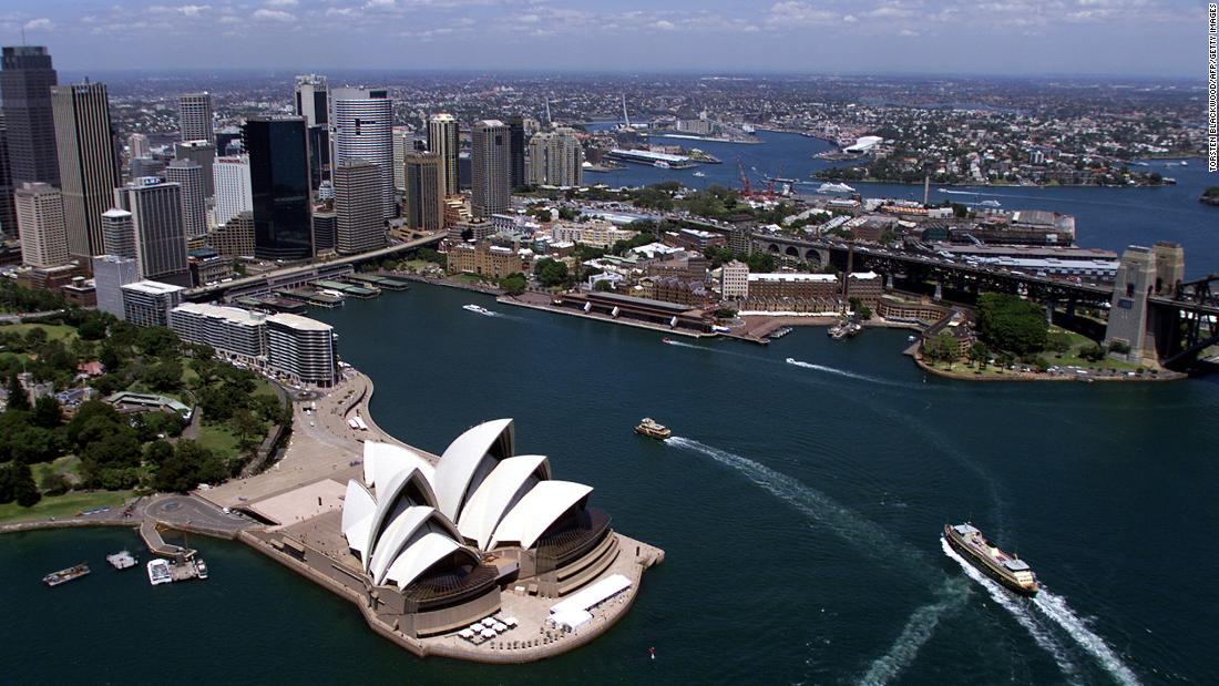 The Greater Sydney Commission has  announced a radical plan to divide the Australian city into three: the Eastern Harbour City, Central River City and Western Parkland City.
