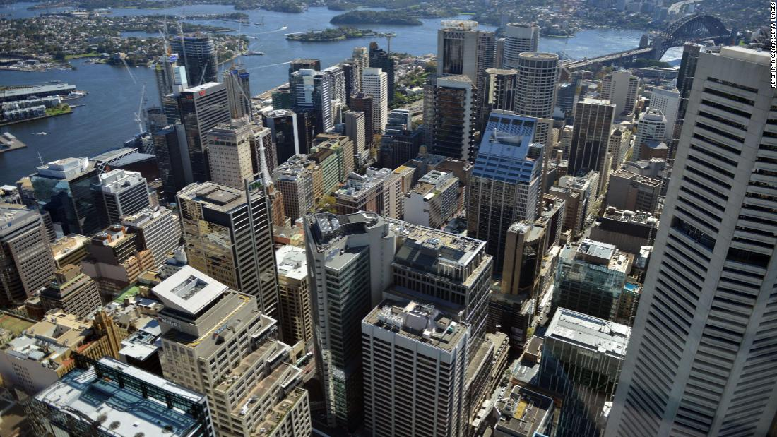 Eastern Harbour City will encompass the eastern part of the present-day Sydney, which is where the Central Business District, as well as major landmarks, are located.