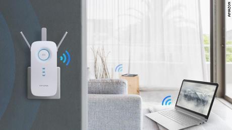 Shop the TP-Link AC1750 WiFi Range Extender for better Internet