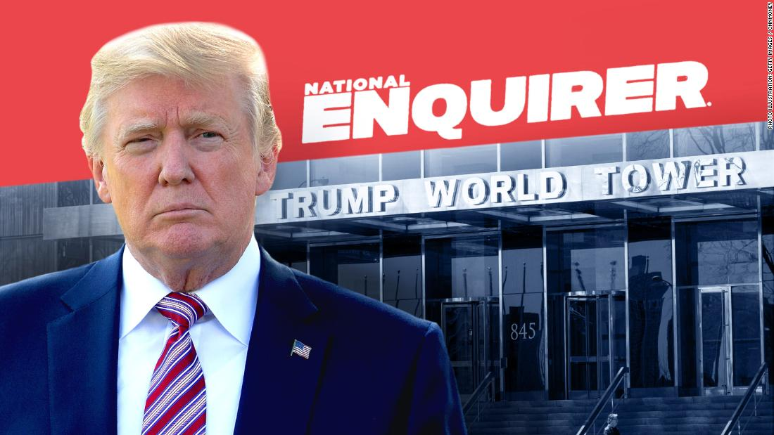 Why the National Enquirer cooperation deal is a VERY big problem for Donald Trump