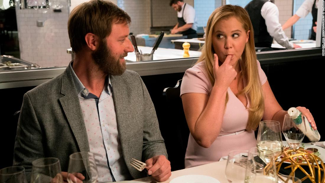 Image result for Amy Schumer takes on self-esteem issues in 'I Feel Pretty'