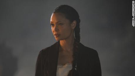 Thandie Newton in 'Westworld'