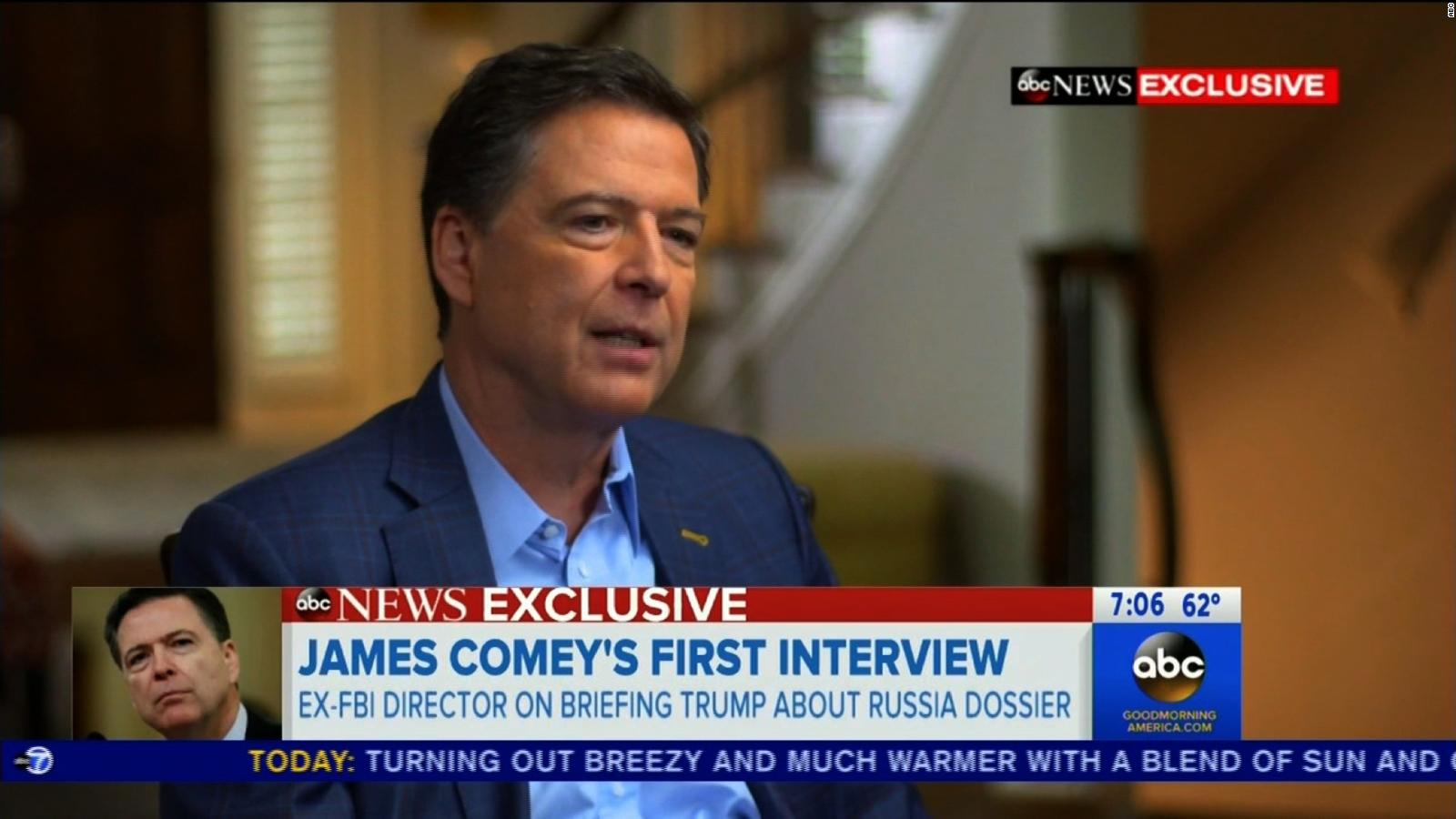 James Comey Says Donald Trump Never Laughs Is He Right Cnnpolitics