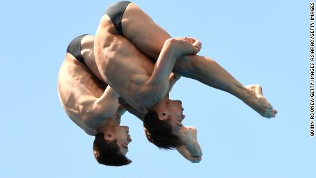 Daley won the men's synchronized 10m platform gold both at the 2010 and 2018 Games.