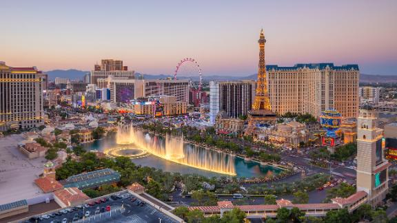 The strike would affect properties including Caesars Palace, Mandalay Bay, MGM Grand Las Vegas and Stratosphere Casino.