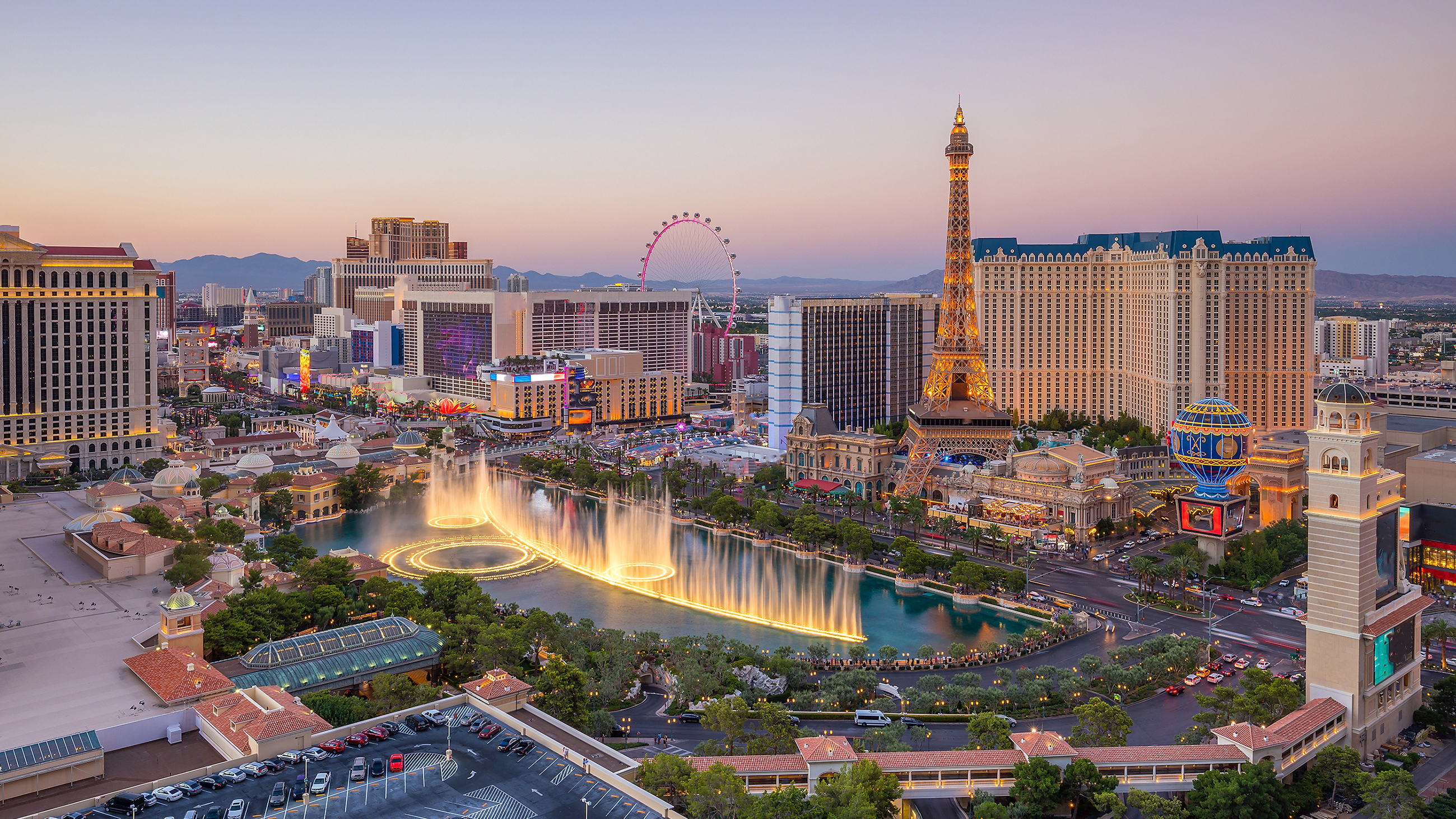 12 best casinos in Las Vegas