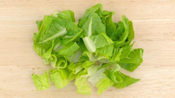 Romaine lettuce from Salinas, California, should be avoided, the government says.