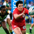 Canada - South Africa Commonwealth rugby 2