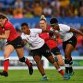 England - Fiji Commonwealth Rugby 3