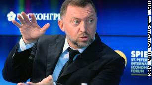 Treasury Department lifts sanctions on three Russian firms with ties to Oleg Deripaska