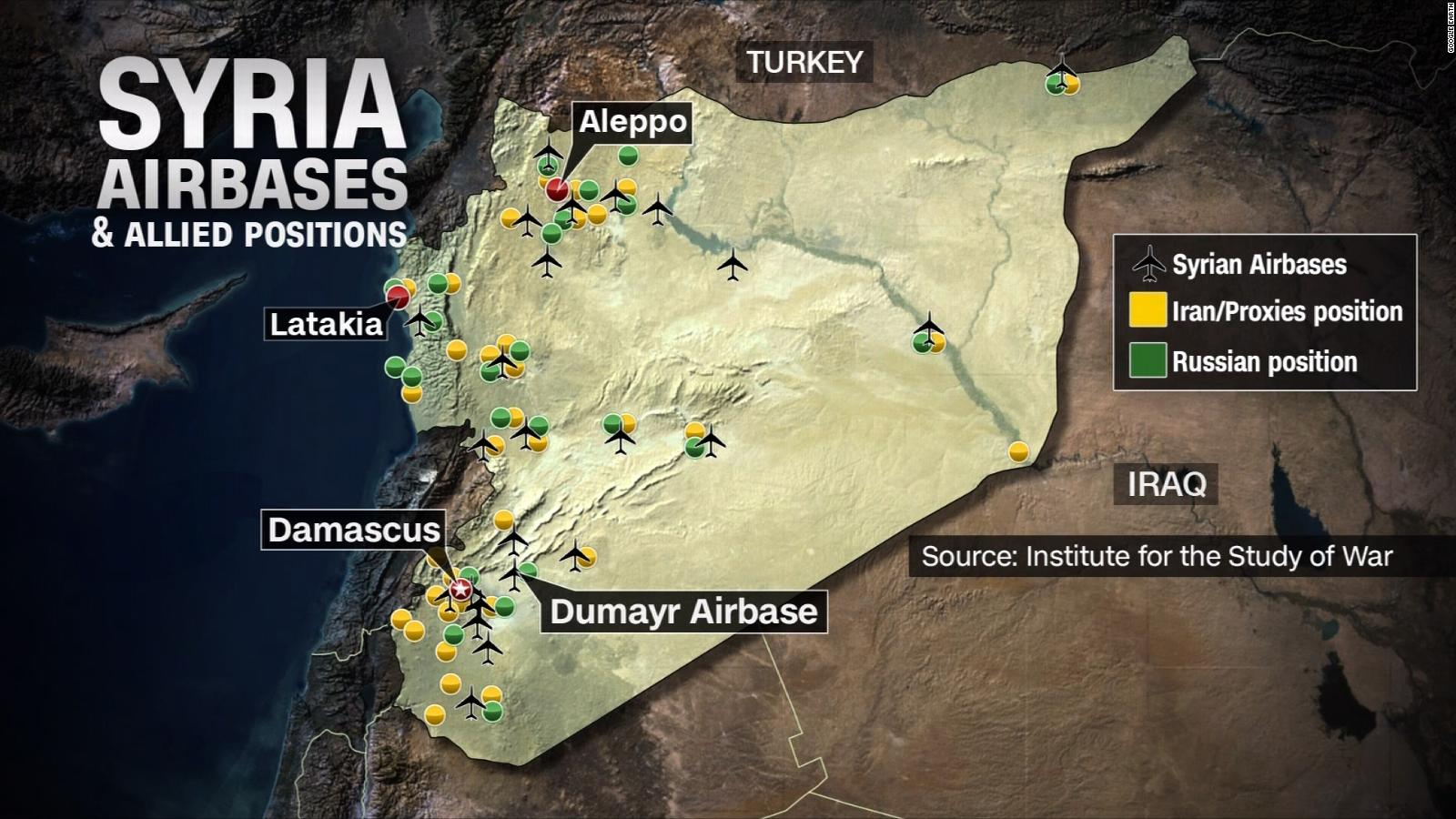 The challenge for us with russia in syria cnn video gumiabroncs Gallery