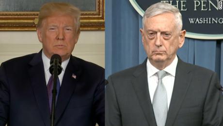 Trump-Matti's Dynamics raise Questions on Fission, Fear in the Pentagon
