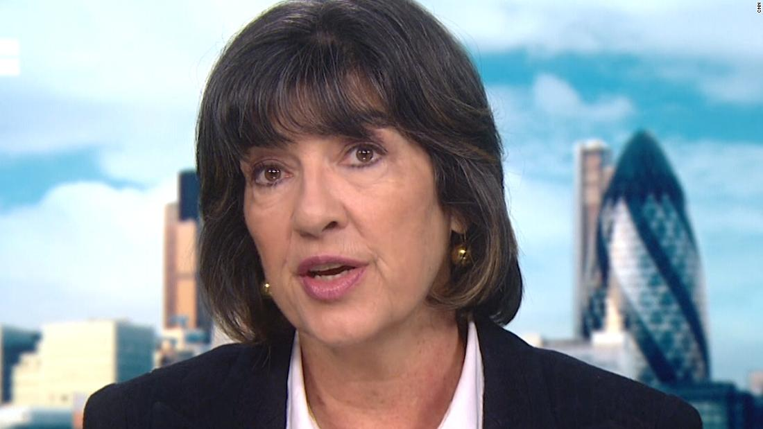 Christiane White amanpour is in syrian allies court cnn