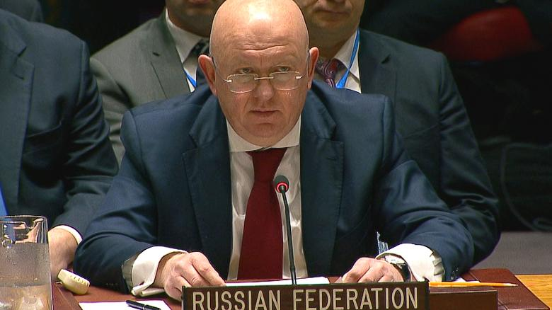 Russian condemns US-led Syrian airstrikes
