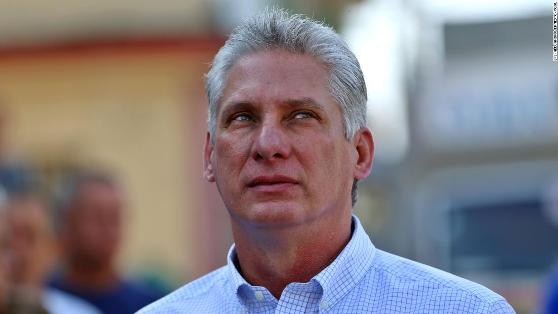 Cuba's National Assembly nominates Miguel Diaz-Canel to succeed Raul Castro as president