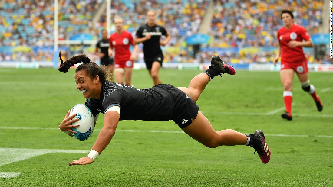 World champions New Zealand remain the team to beat as they steamrolled Canada 24-7.