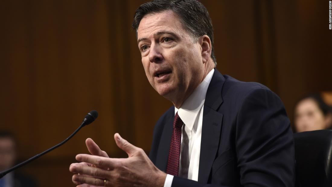 Comey: Trump 'treats women like they're pieces of meat'
