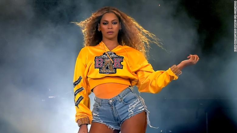 Beyoncé makes history at Coachella