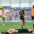 New Zealand women's commonwealth rugby 6