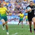 New Zealand women's commonwealth rugby 7