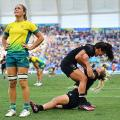 New Zealand women's commonwealth rugby 8