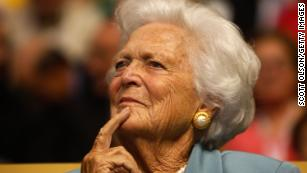 'The enforcer' -- how Barbara Bush became the matriarch of the Republican Party